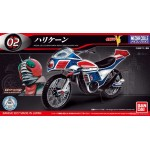 "Mecha Collection Kamen Rider  ""Hurricane"""