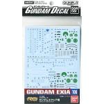 Gundam Decal (RG) for GN-001 Gundam Exia