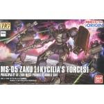 1/144 HGOrigin Zaku I (Kycilia`s Forces)
