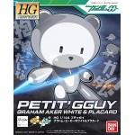 1/144 HGPG PETIT GGUY GRAHAM AKER WHITE & PLACARD