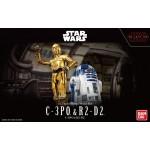 1/12 C-3PO & R2-D2 (The Last Jedi ver.)