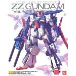 1/100 MG w/Premium Decal MSZ-010 ZZ Gundam Ver.Ka