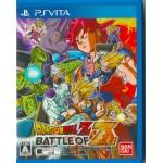 PSVITA: Dragon Ball Z (Z2) (JP)
