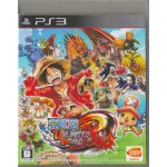 PS3: ONE PIECE Unlimited World R (Z2) (JP)