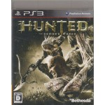 PS3: Hunted The Demon's Forge (Z2) (JP)