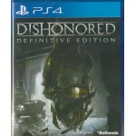 PS4: DISHONORED DEFINITIVE EDITION (Z-3)