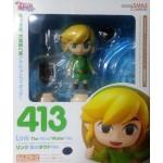 No.413 Nendoroid - The Legend of Zelda The Wind Walker HD : Link The Wind Waker Ver.