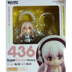 No.436 Nendoroid Super Sonico: Working Set