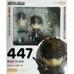 No.447 Nendoroid Solid Snake