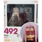 No.492 Nendoroid – Fate/stay night [Unlimited Blade Works] Rider