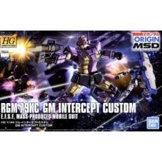 1/144 HGOrigin GM Intercept Custom