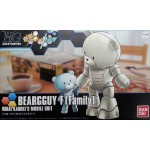 1/144 HGBF Beargguy F (Family)