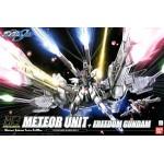 1/144 HGSEED Meteor Unit + Freedom Gundam