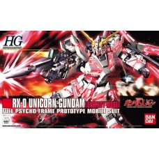 1/144 HGUC RX-0 Unicorn Gundam (Destroy Mode)