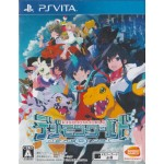PSVITA: Digimon World next order (Z2)(JP)