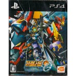 PS4: SUPER ROBOT WARS OG THE MOON DWELLERS (LIMITED EDITION) (Z2)(JP)