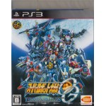 PS3: SUPER ROBOT WARS OG THE MOON DWELLERS (Z2)(JP)