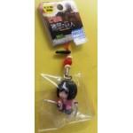จุกปิดมือถือ+พวงกุญแจ Mikasa (SKN-087B)