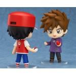 Nendoroid Pokémon Trainer Red & Green