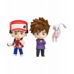 No.612 Nendoroid - Pocket Monsters Red & Green