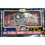 No.101 Nendoroid K-ON! Mio and Ritsu: Live Stage Set