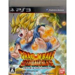 PS3: Dragon Ball Z Ultimate Blast (Z2) (JP)