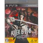 PS3: KILLER IS DEAD PREMIUM EDITION (Z2)
