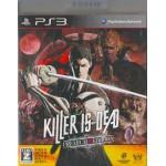 PS3: KILLER IS DEAD PREMIUM EDITION (Z2)