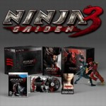 PS3: NINJA GAIDEN 3 COLLECTOR'S EDITION (Z-3) (JP)