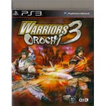 PS3: WARRIORS OROCHI 3 (Z3)(EN)