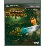 PS3: Dynasty Warriors 7 Empires (Z3)