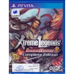 PSVITA: Dynasty Warriors 8: Xtreme Legends Complete Edition (English Version)