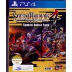 PS4: SAMURAI WARRIOR 4 Special AnimePack(SW+Anime)