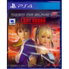 PS4: Dead Or Alive 5: Last Round (Multi Lang ver.)