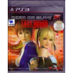 PS3: Dead Or Alive 5 Last Round (Z3)