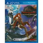 PSVITA: Deception IV: The Nightmare Princess [Z3]