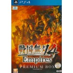 PS4: Samurai Warriors 4 Empires (JP Ver.) Limited Version