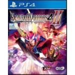 PS4: SAMURAI WARRIORS 4-II (Z-3)(ENG)