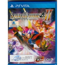 PSVITA: Samurai Warrior 4II (Z3) Eng