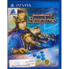 PSVITA: DYNASTY WARRIORS 8 EMPIRES (Z3)(EN)