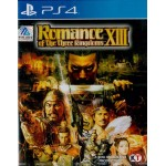 PS4: ROMANCE OF THE THREE KINGDOMS XIII (Z3)(EN)