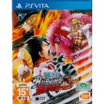 PSVITA: ONE PIECE BURNING BLOOD (Z3)(TC)