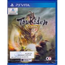 PSVITA: Toukiden Kiwami Limited version