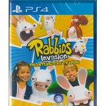 PS4: Rabbids Invasion The Interactive TV Show [Z3]