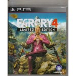 PS3: FAR CRY 4 LIMITED EDITION (Z3)