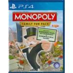PS4: MONOPOLY FAMILY FUN PACK (Z2)