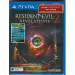 PSVITA: Resident Evill (Z3) Eng