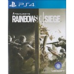 PS4: TOM CLANCY'S RAINBOW SIX SIEGE (R3)(EN)