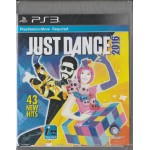 PS3: JUST DANCE 2016 (Z-3)