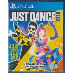 PS4: JUST DANCE 2016 (Z3)